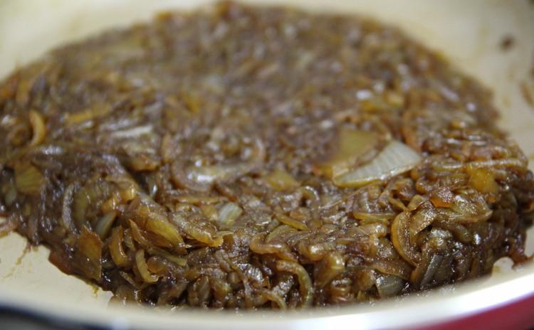 簡単時短!オニオングラタンスープ( あめ色玉ねぎ )
