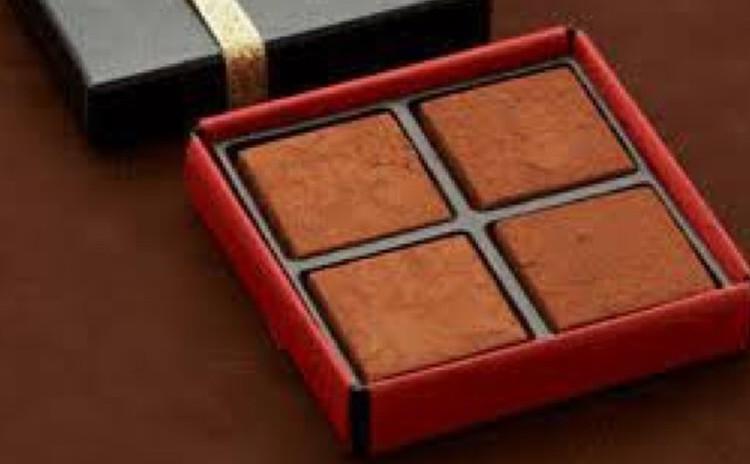 基本の生チョコレート