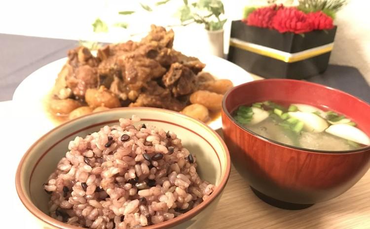 日本ならではの食品を使ってからだが喜ぶごはんを作ろう