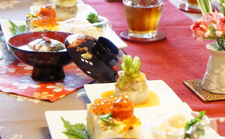 ひな祭りにも普段にも*手軽に気軽に和食を楽しむ*@クリナップ新宿