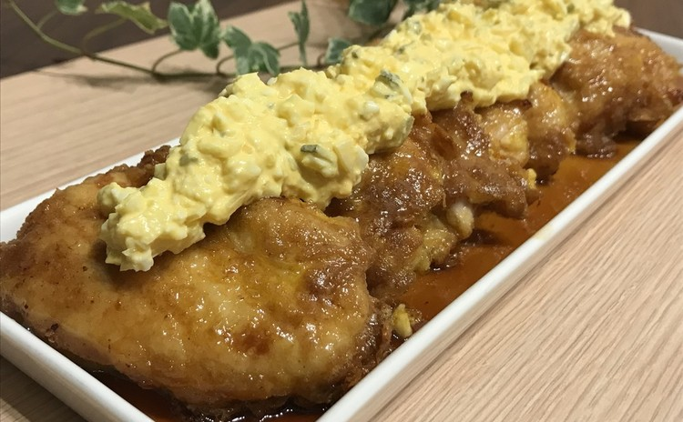 クリナップ江戸川ショールーム☆甘酸っぱい美味しさチキン南蛮☆
