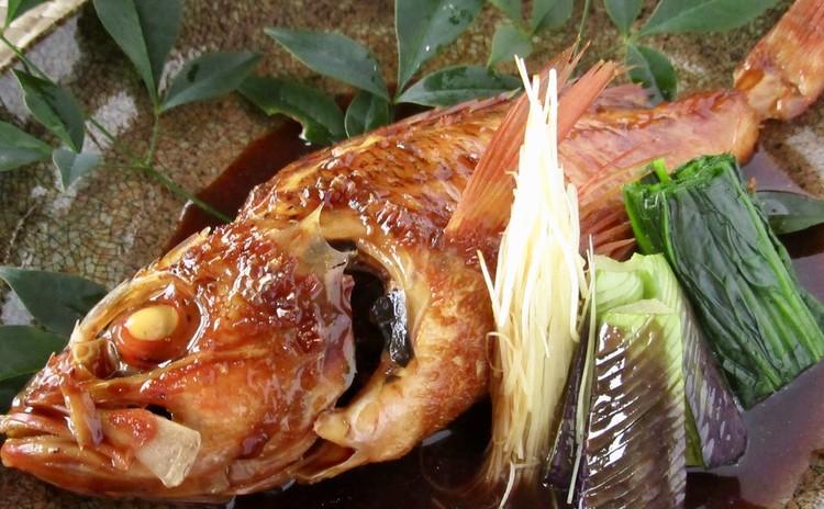 煮魚の基本!魚の姿煮でおもてなし
