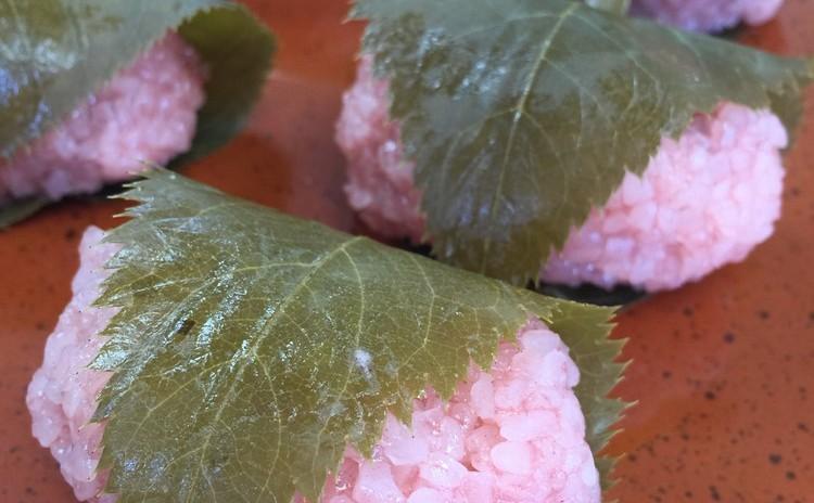 雪平鍋1つで作る簡単桜餅