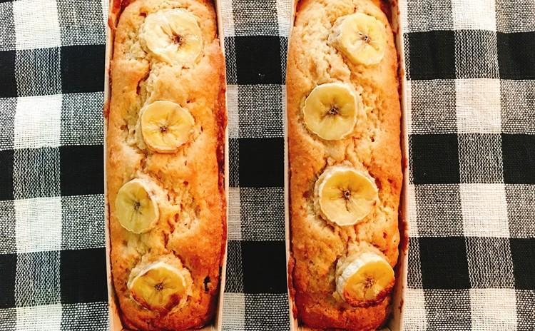 基本を学ぶレッスン・コンソメベジタブルとバナナパウンドケーキ
