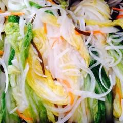 白キムチ3-4kg(韓国料理)