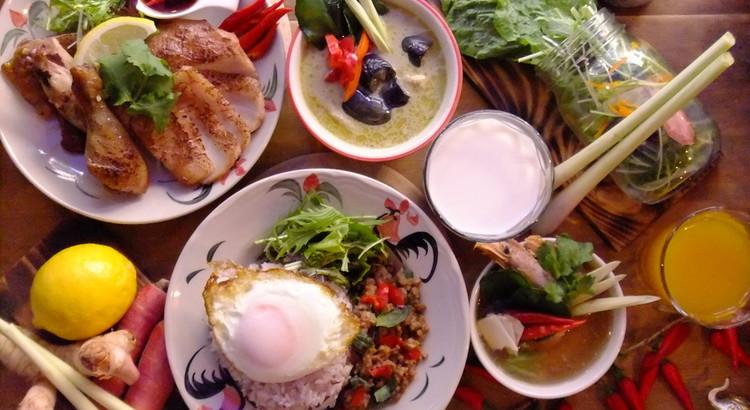 タイ・フレンチキッチン PPTクッキングスクール