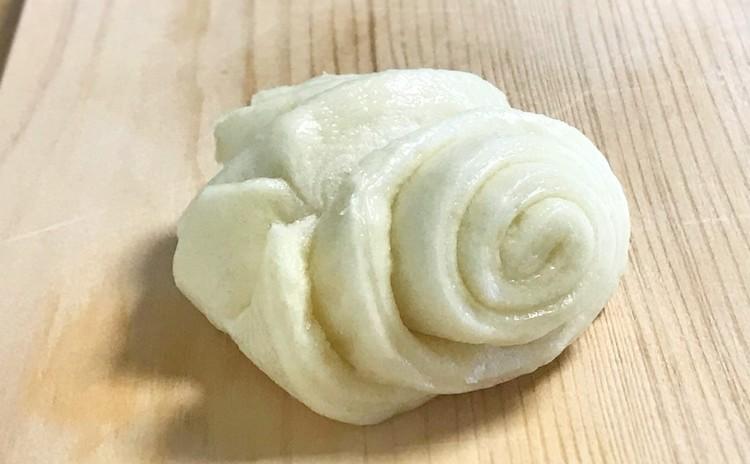 皮から美味しい中華まん【肉まん&カスタードクリームまん&花巻】