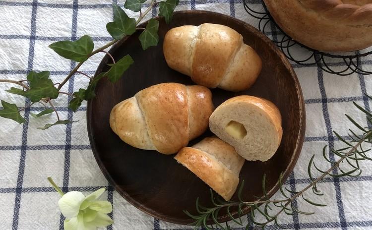 チーズインロールパン