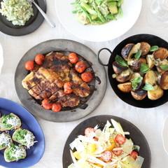 春野菜でイタリアンおもてなし献立