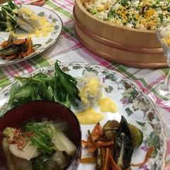 ひな祭り〜卒入〜歓送迎会などの春の華やかなおもてなし料理