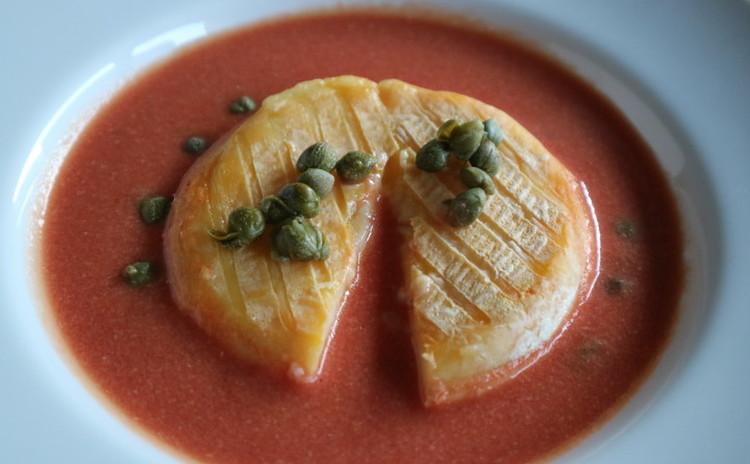 チーズとろとろトマトスープ