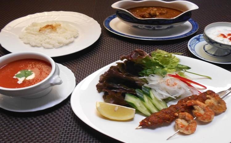 自宅で出来るインド料理!