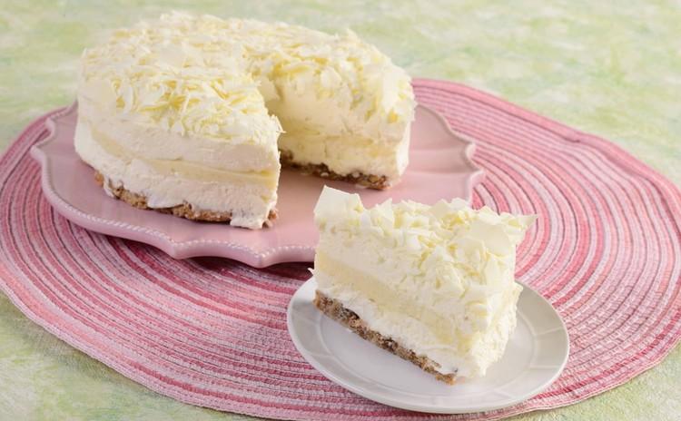 本格的スイーツに挑戦!ホワイトチョコとじゃが芋のケーキ&パンドジェーヌ