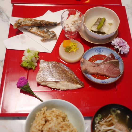 和食のおもてなし 魚料理をマスター。煮付け、酒蒸し、揚げ