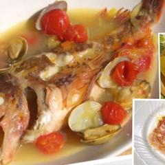春に美味しい魚介でおうちイタリアン♫