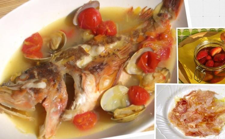 〜アンコールレッスン〜春に美味しい魚介でおうちイタリアン♫