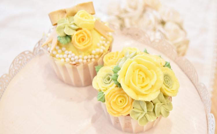 3月のカップケーキクラス
