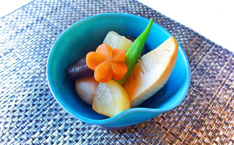 五目野菜の旨煮
