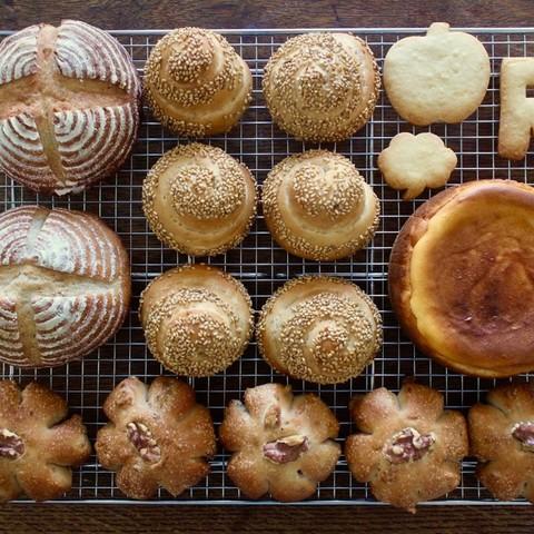 kasiの色々パン