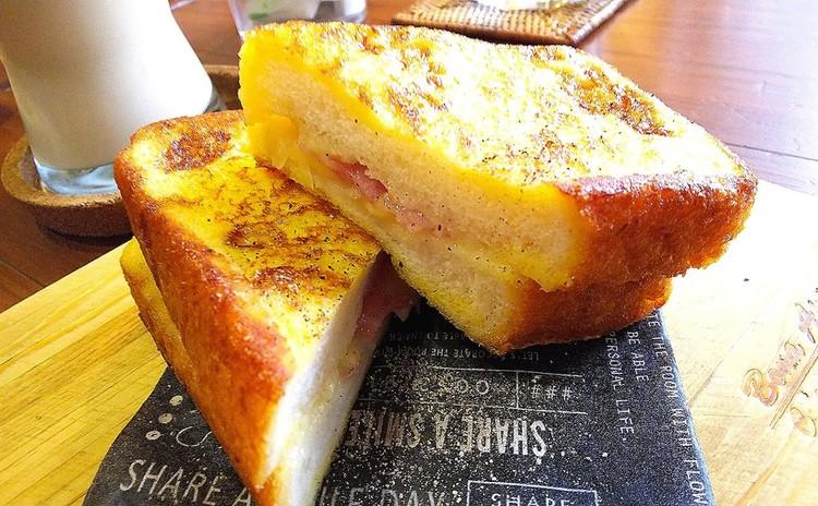 おうちでお店レシピ★フレンチトーストを作ってみよう!