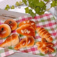 パン屋定番の4種類の成形が一度に学べるお得なレッスン💛masae先生