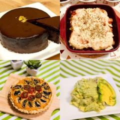 リクエスト♪グルテンフリー料理3品+ケーキ1品のお腹いっぱいレッスン!