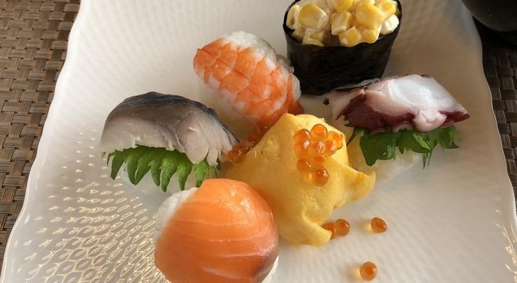 お祝い手毬寿司