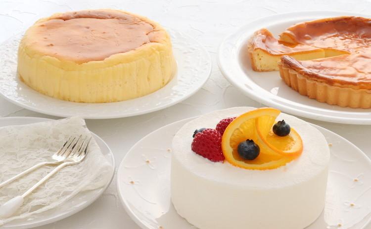 チーズケーキ特集!3タイプのチーズケーキを作り比べ・食べ比べ