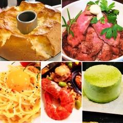 リクエスト春のおもてなし料理のコース♪メイン~スイーツまでを簡単調理!
