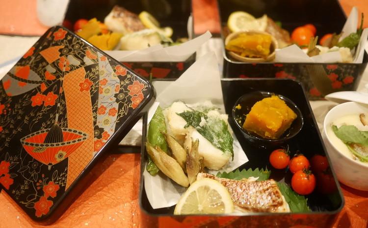 のどぐろを食べれるレッスン!和食の簡単おもてなし料理
