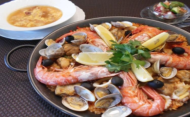 家庭でできる春のスペイン料理