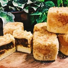 【仙台開催】天然酵母を使用♪四角い焼きカレーパン