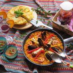 初心者さんでも大丈夫!スペイン人から習ったスペイン定番料理5品