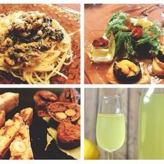 イタリアの保存食・イワシのオイル漬け&手作りドライトマト&レモンチェロ