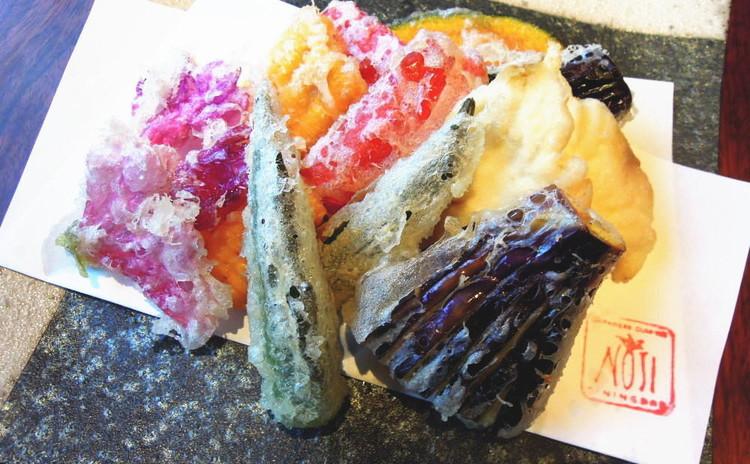 失敗しない料理人の天ぷらレッスン。