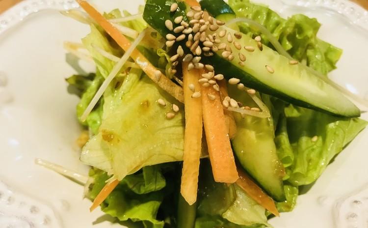 鶏タン(韓国料理)焼き海苔、卵焼き、豆腐ゾリム、サンチュサラダ(お土産あり)
