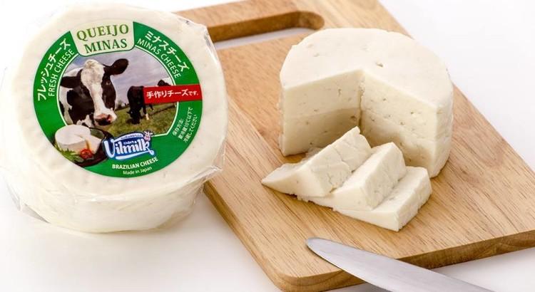 ビルさん手造りのブラジルチーズ、ミナスチーズのソテー