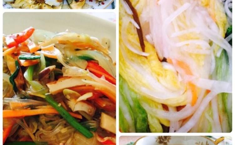 白キムチ백김치(韓国料理)お土産3-4kgチャプチェ잡채 海鮮チジミ해물지지미