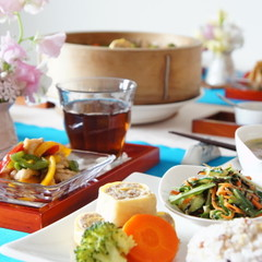 お料理初心者さん大歓迎!*手軽に気軽に中華を楽しもう*@クリナップ新宿