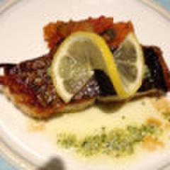 白身魚のムニエル(魚の種類は当日までのお楽しみ)