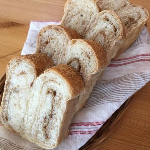 コーヒーシナモン食パン