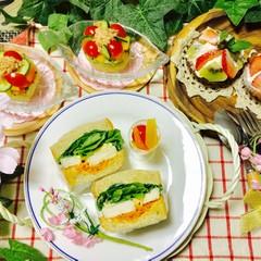 ココナッツミルクで作る全粒粉の食パン&サンドイッチ&簡単フルーツタルト