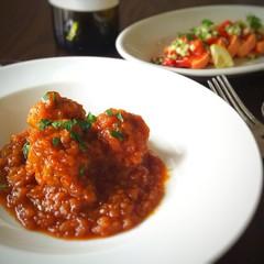 【ワインと料理のレッスン】ポルペッティーニ(肉団子)の煮込み 他3品