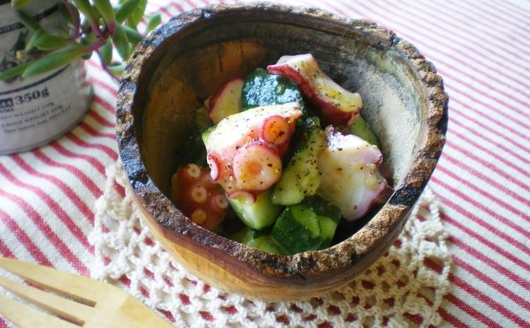 レンジで作る簡単夏ごはん!ドライカレー&冷製スープ♡他2品