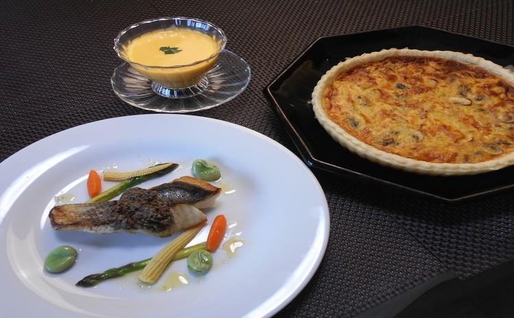 自宅で出来る初夏のもてなしフランス料理!
