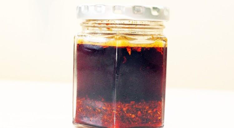 手作りラー油