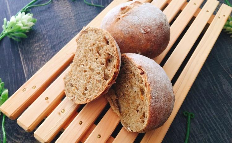 「ふわんふわん優しい雑穀パン」3個