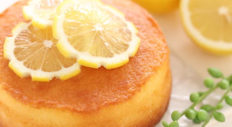 1分ケーキ レモンケーキ