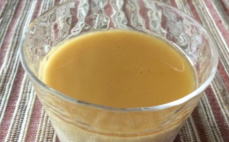 梅みりん豆乳ゼリー