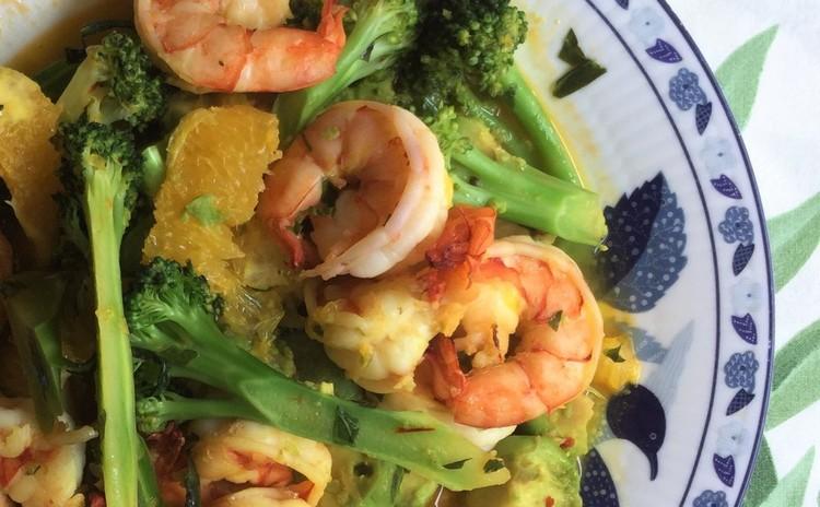 夏に備える、フレンチ的アプローチでエスニック料理。